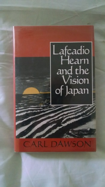 Image for LAFCADIO HEARN AND THE VISION OF JAPAN