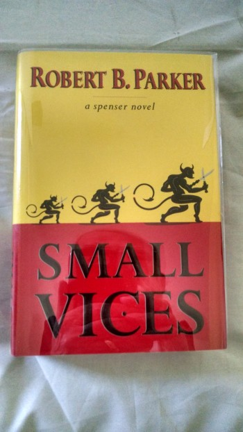 Image for SMALL VICES