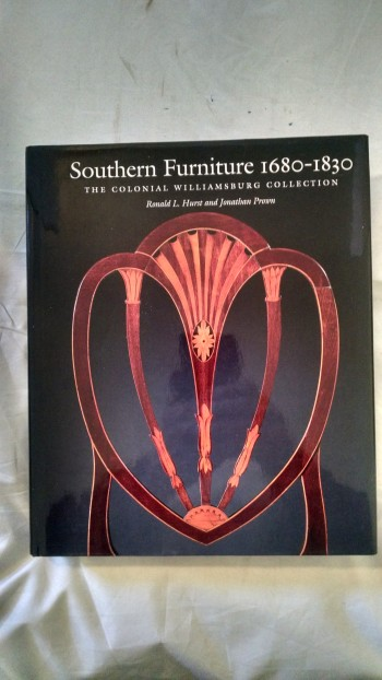 Image for SOUTHERN FURNITURE 1680-1830