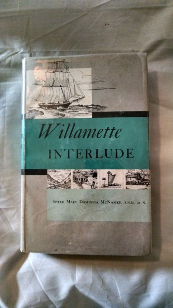 Image for WILLAMETTE INTERLUDE