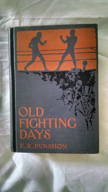 Image for OLD FIGHTING DAYS