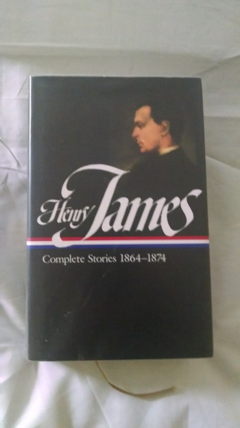 Image for HENRY JAMES COMPLETE STORIES