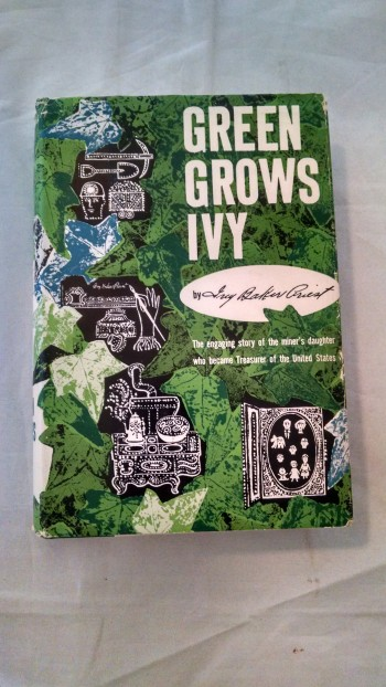 Image for GREEN GROWS IVY