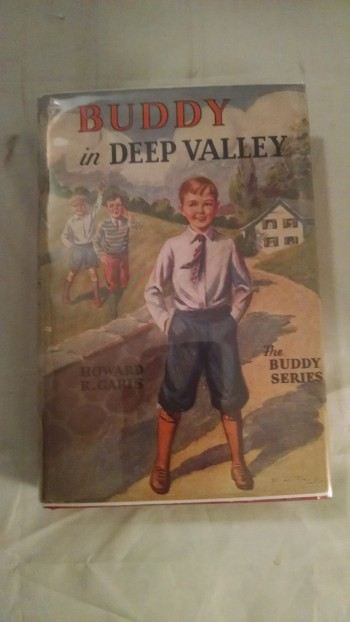 Image for BUDDY IN DEEP VALLEY