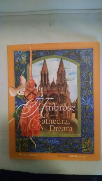 Image for AMBROSE AND THE CATHEDRAL DREAM