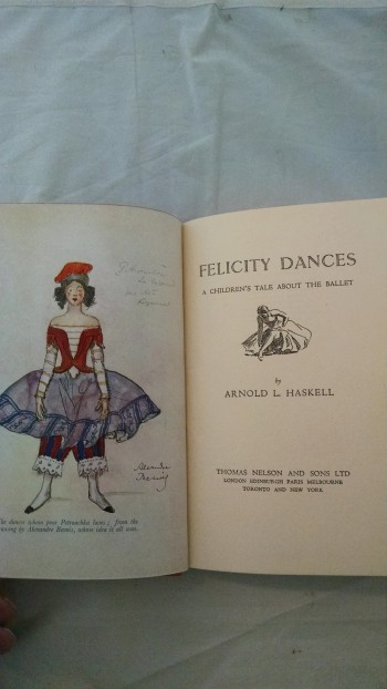 Image for FELICITY DANCES
