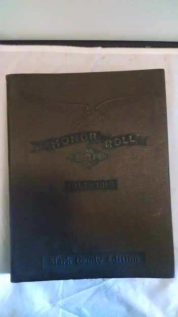 HONOR ROLL OF OHIO  STARK COUNTY EDITION