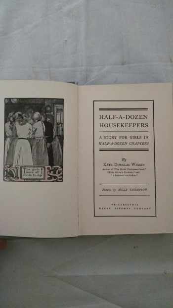 Image for HALF -A- DOZEN HOUSE KEEPERS