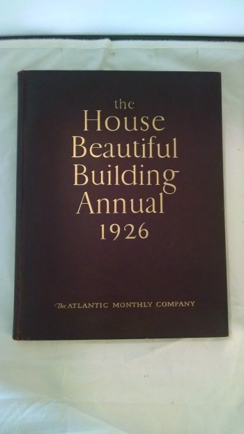 Image for THE HOUSE BEAUTIFUL BUILDING ANNUAL