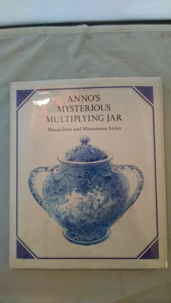 Image for ANNO'S MYSTERIOUS MULTIPLYING JAR