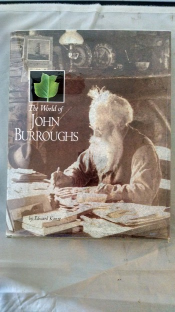 Image for THE WORLD OFJOHN BURROUGHS