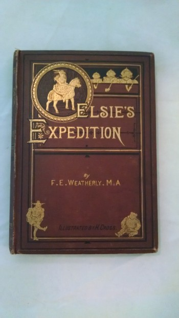 Image for ELSIE'S EXPEDITION