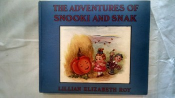 Image for THE ADVENTURES OF SNOOKI AND SNAK