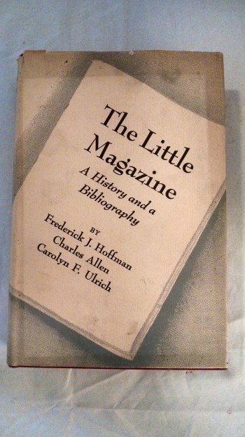 Image for THE LITTLE MAGAZINE