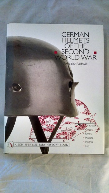 Image for GERMAN HELMETS OF THE SECOND WORLD WAR  VOL 2
