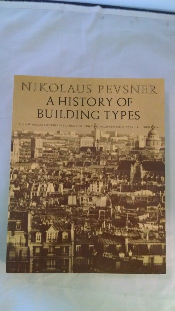Image for A HISTORY OF BUILDING TYPES