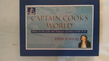 Image for CAPTAIN COOK'S WORLD