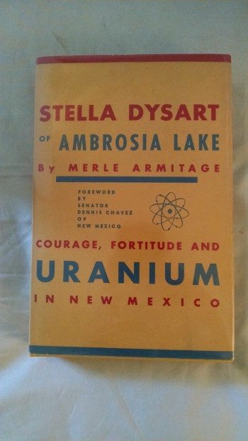 Image for STELLA DYSART OF AMBROSIA LAKE