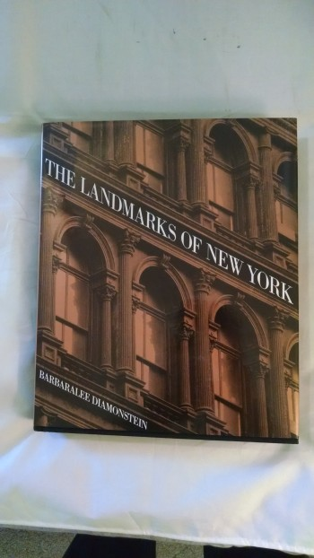 Image for  THE LANDMARKS OF NEW YORK