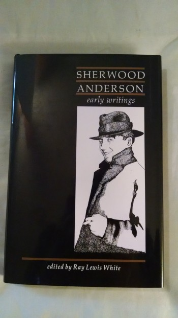 Image for SHERWOOD ANDERSON  EARLY WTITINGS