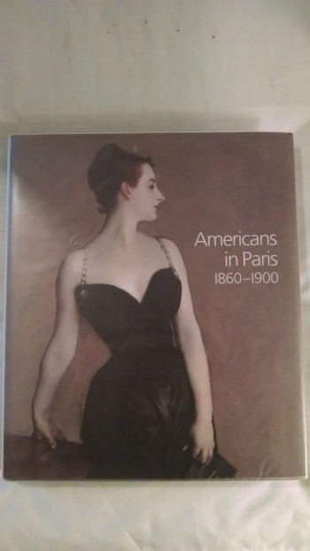 Image for AMERICANS IN PARIS 1860-1900