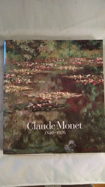 Image for CLAUDE MONET 1840-1926