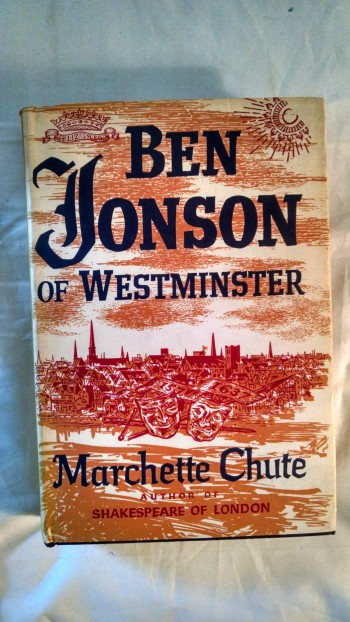 Image for BEN JOHNSON OF WESTMINSTER