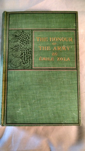 Image for YHE HONOUR OF THE ARMY