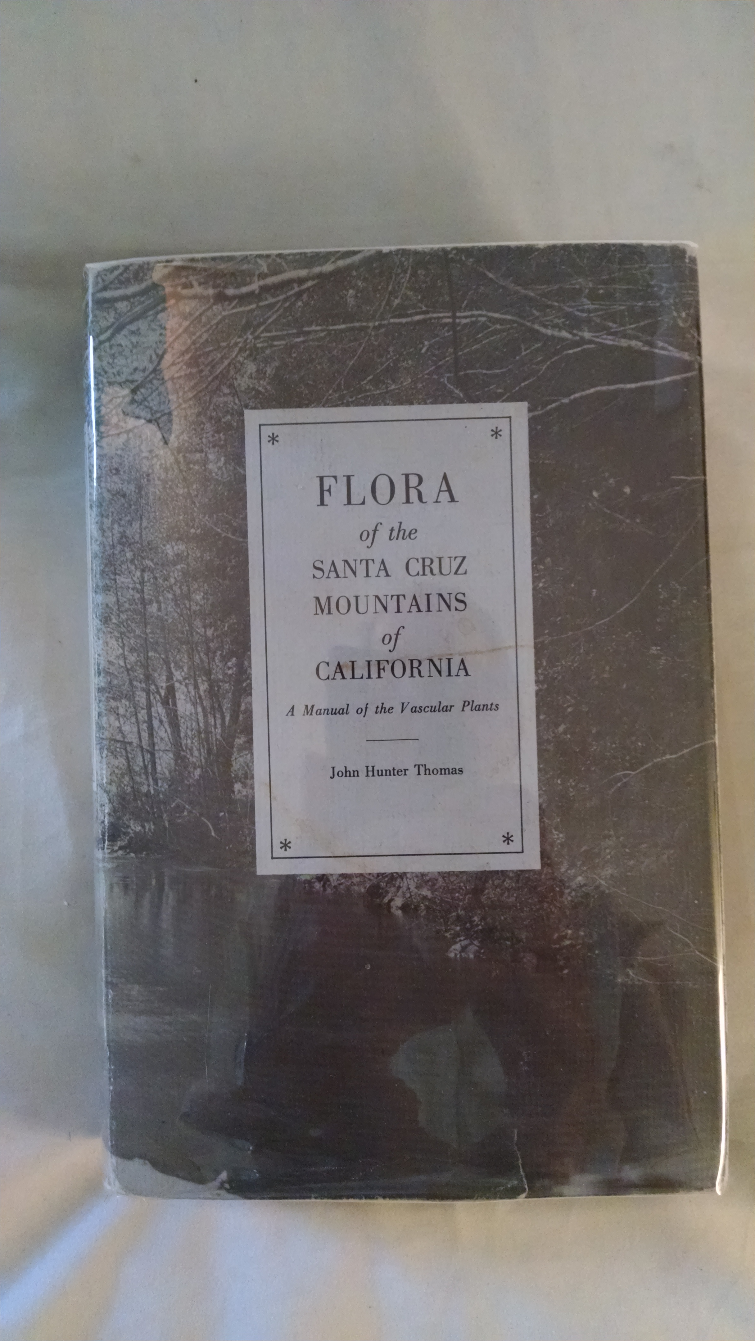 Image for FLORIA OF THE SANTA CRUZ MOUNTAINS OF CALIFORNIA