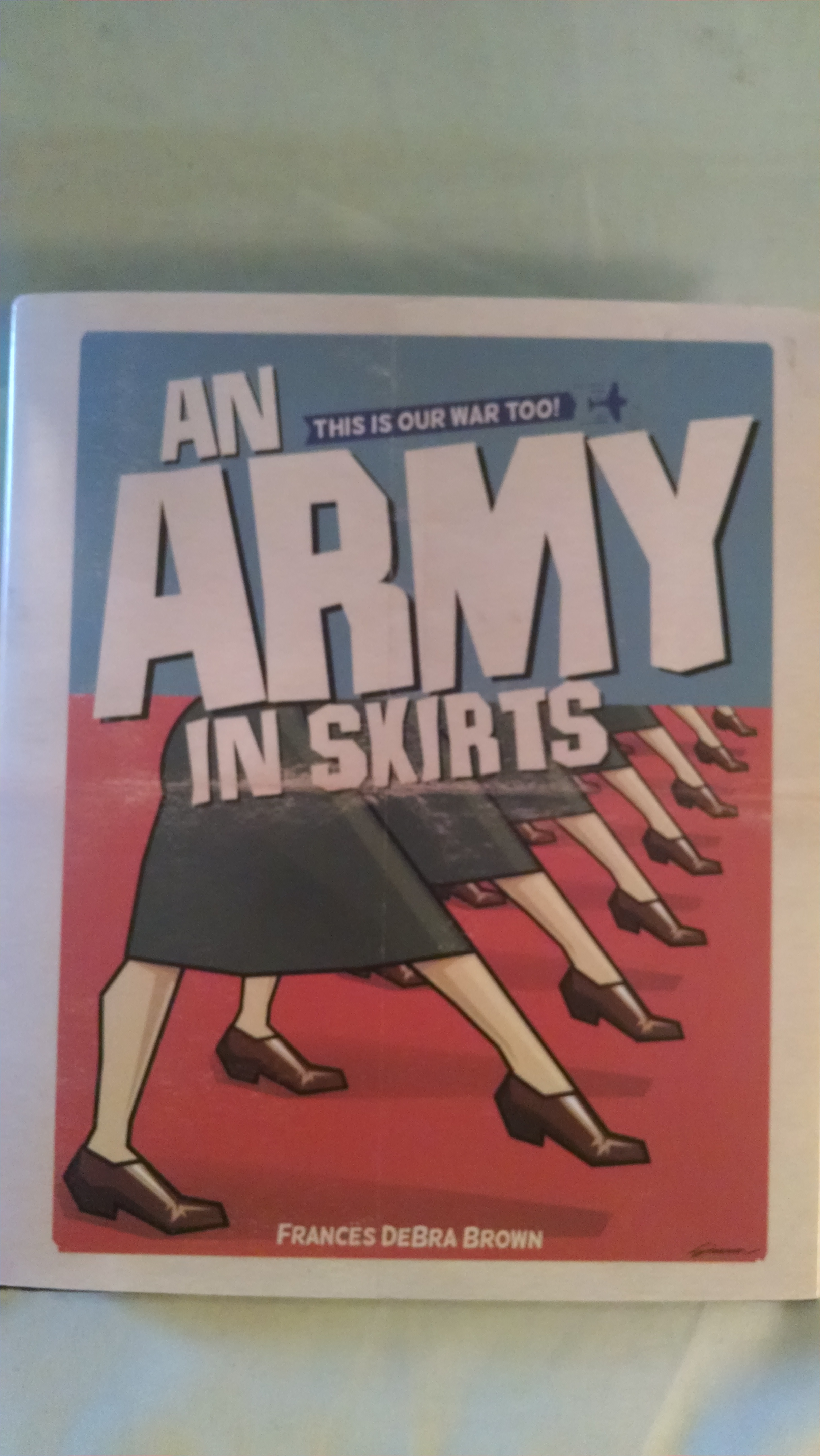 Image for AN ARMY IN SKIRTS