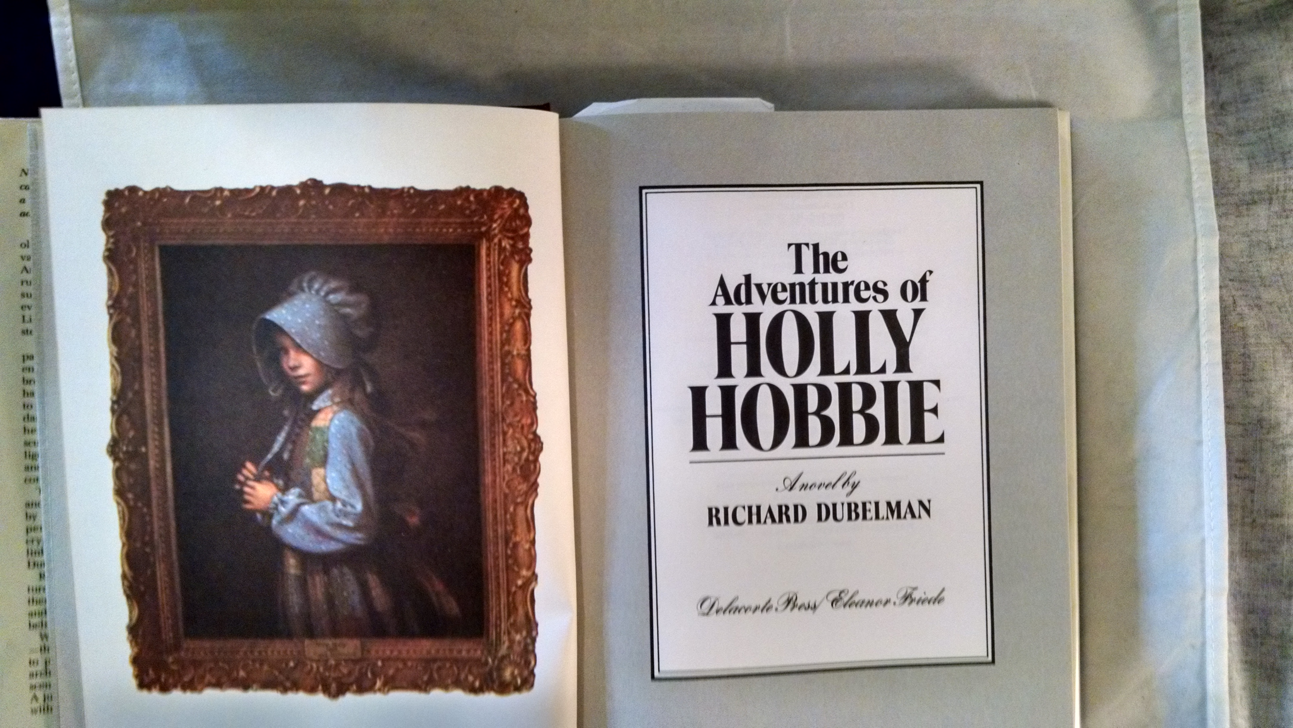 Image for THE ADVENTURES OF HOLLY HOBBIE
