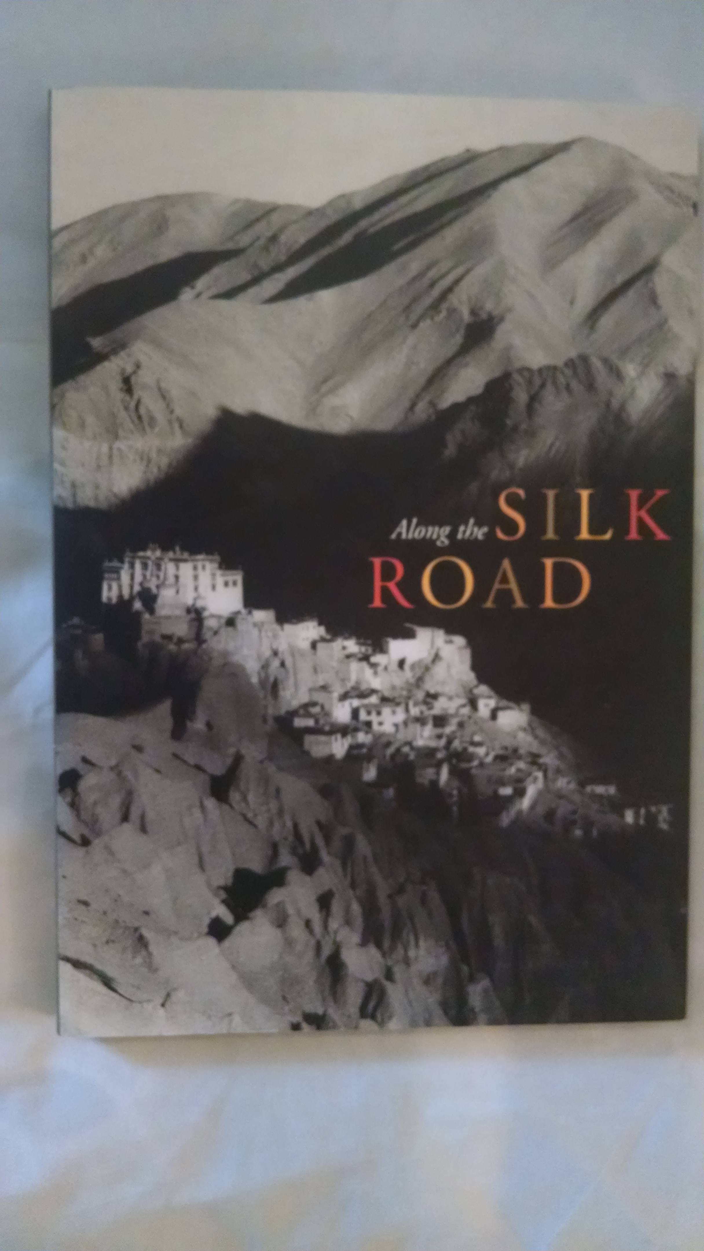 Image for ALONG THE SILK ROAD