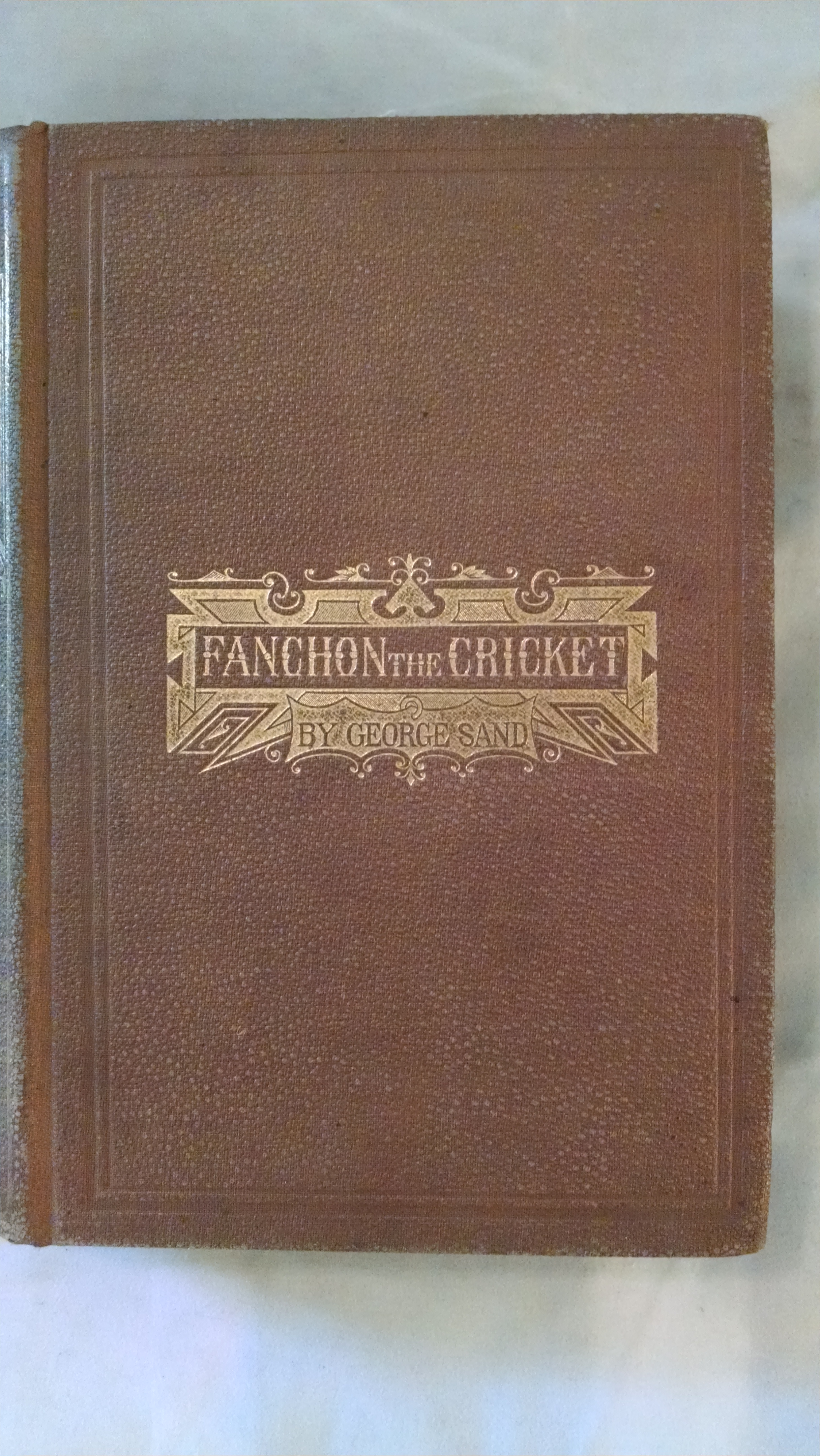 Image for FRANCHON THE CRICKET