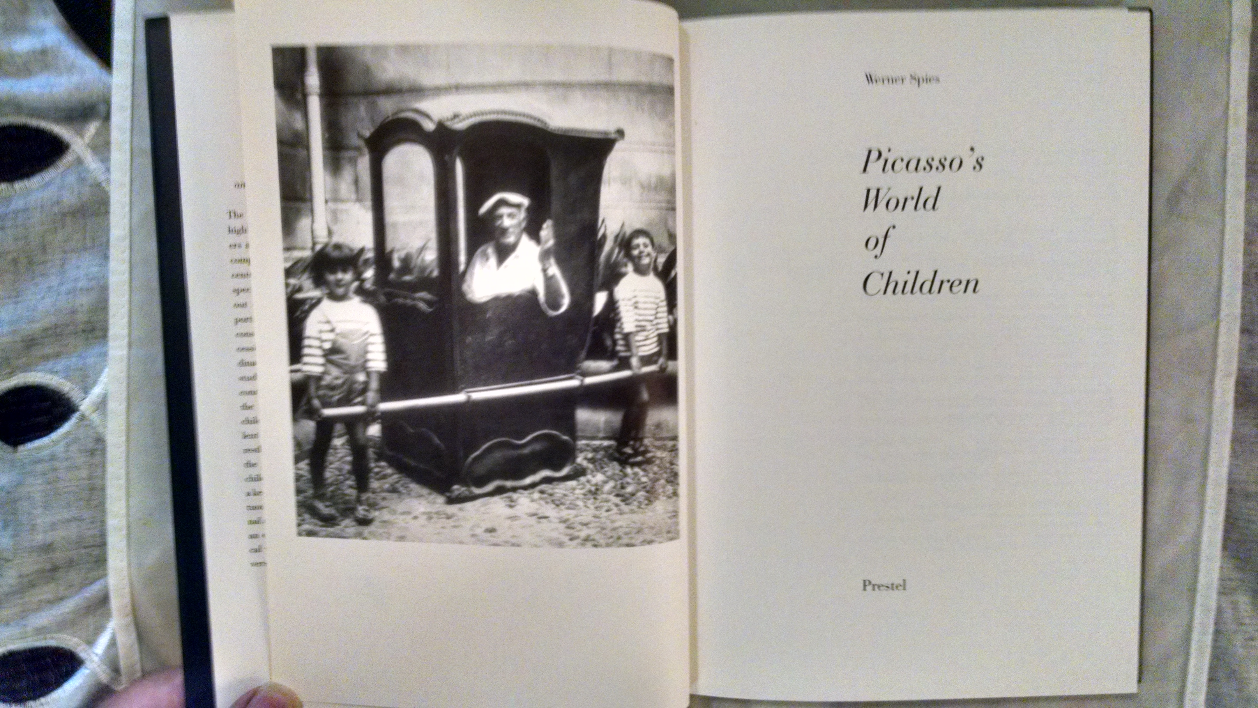 Image for PICASSO'S CHILDREN