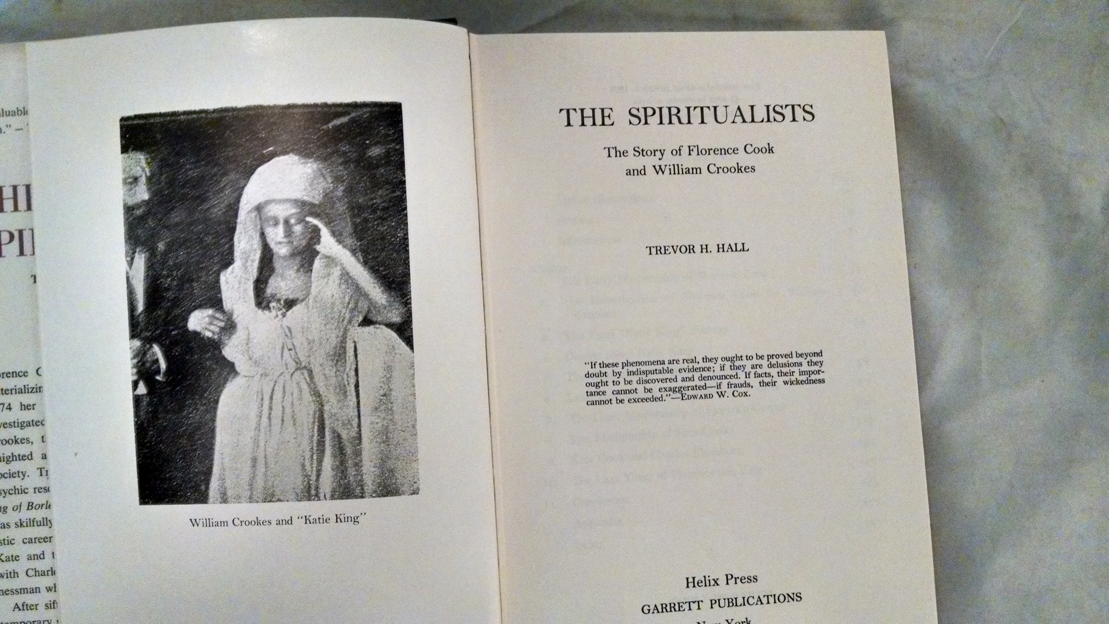 Image for THE SPIRITUALISTS
