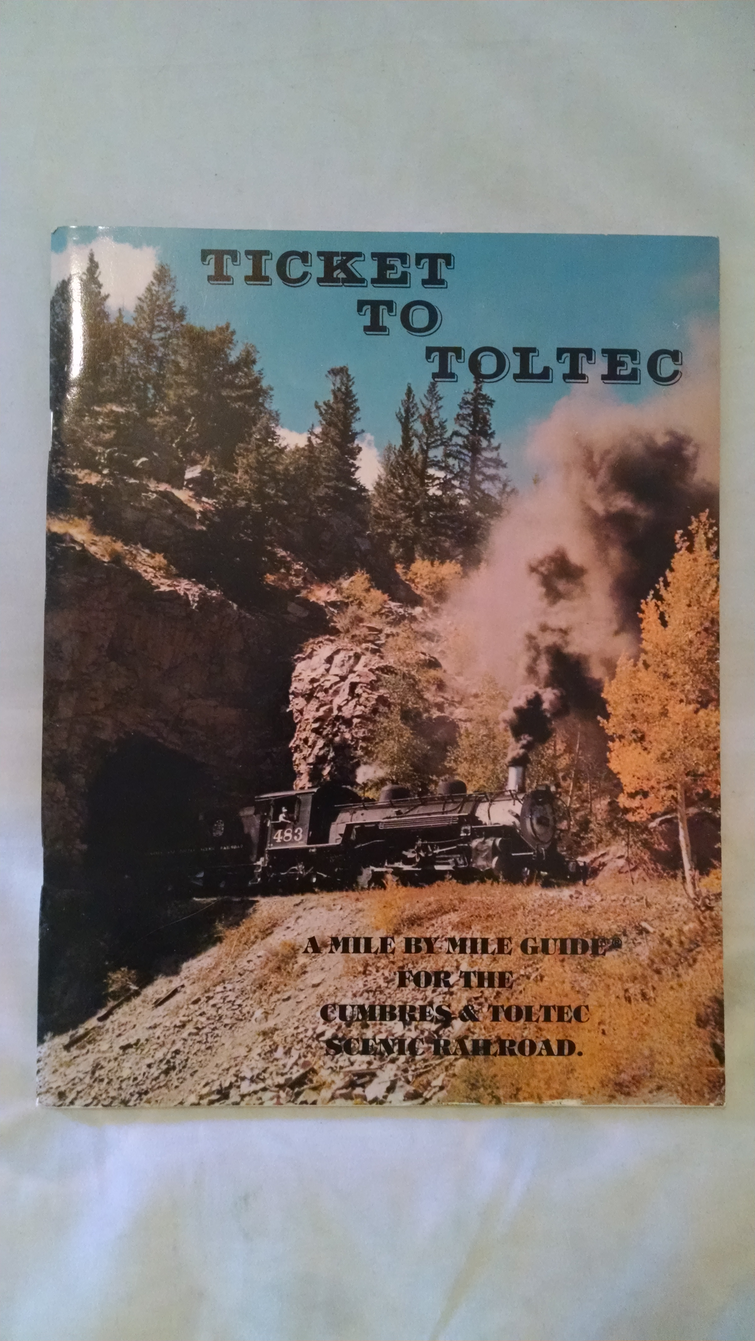 Image for TICKET TO TOLTEC