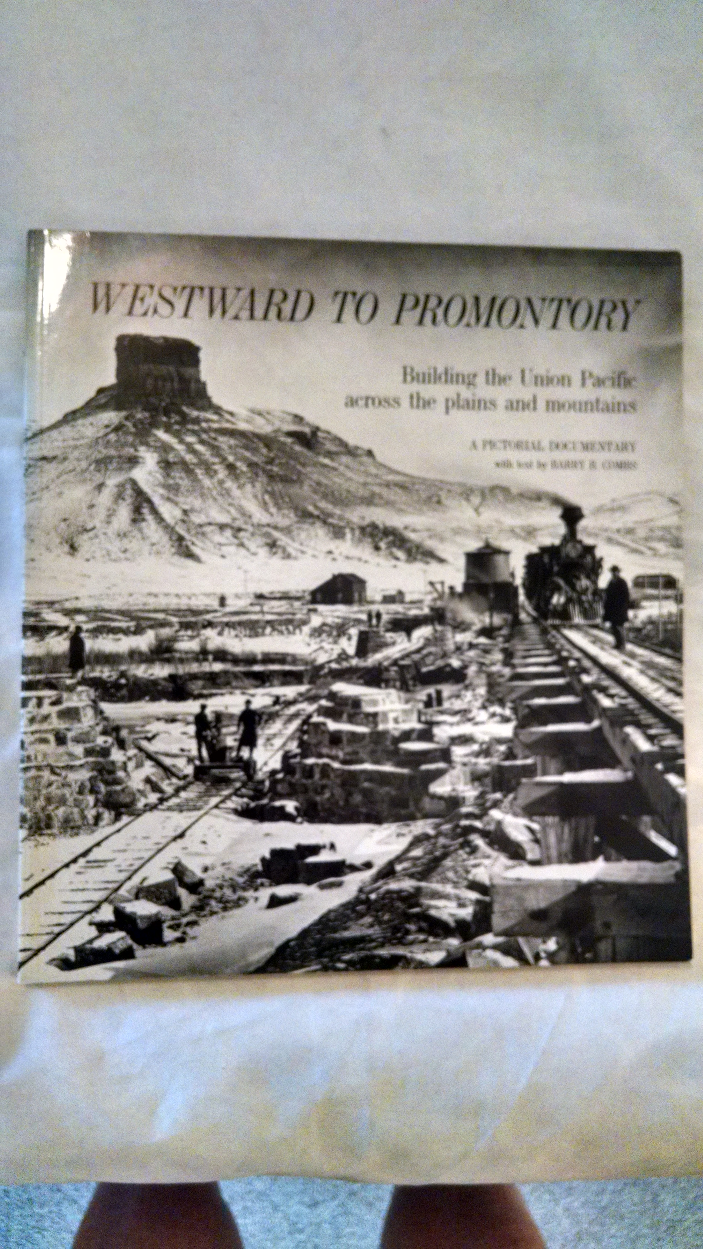 Image for WESTWARD TO PROMONTORY