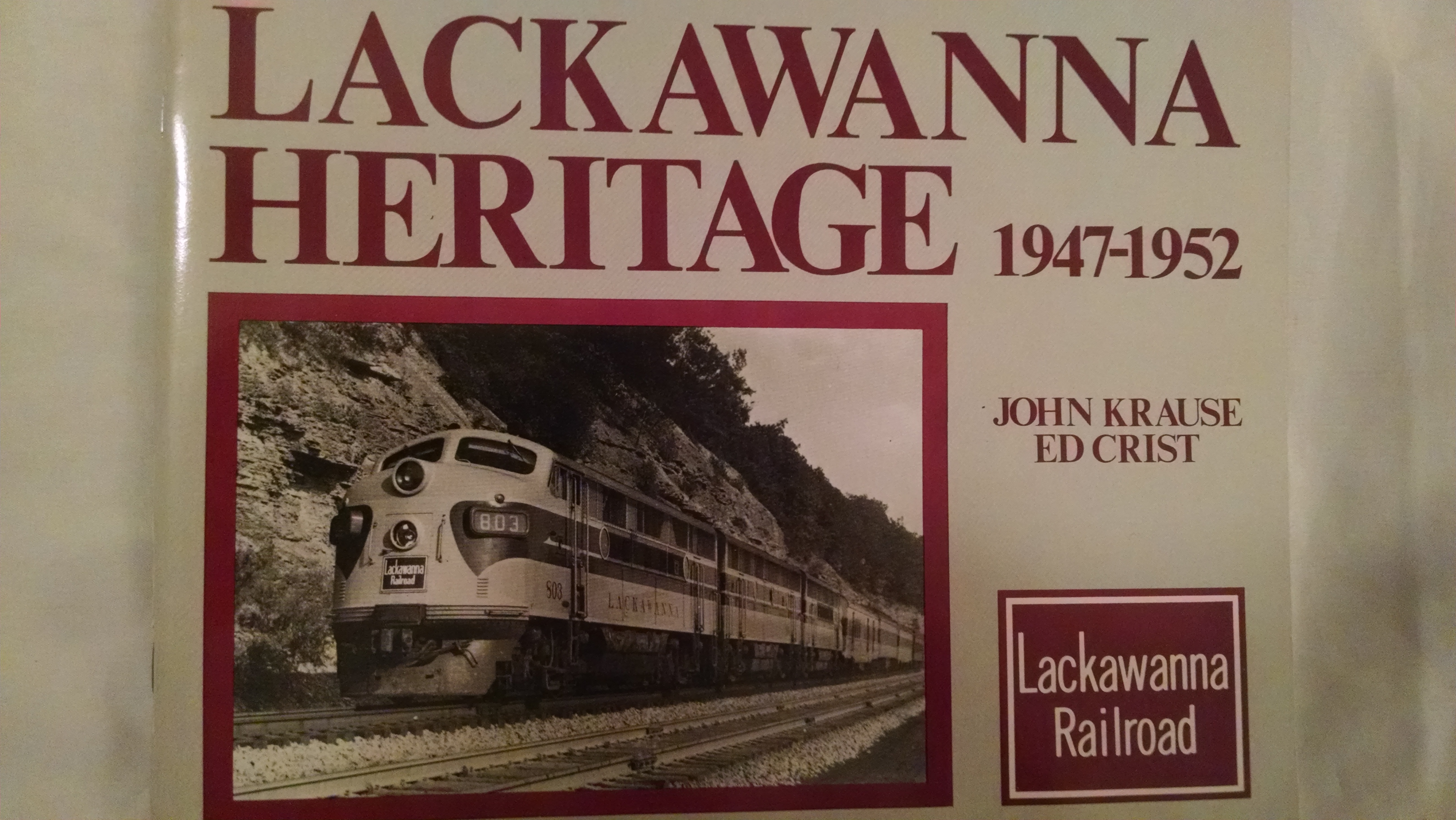Image for LACKAWANNA HERITAGE 1947-1952