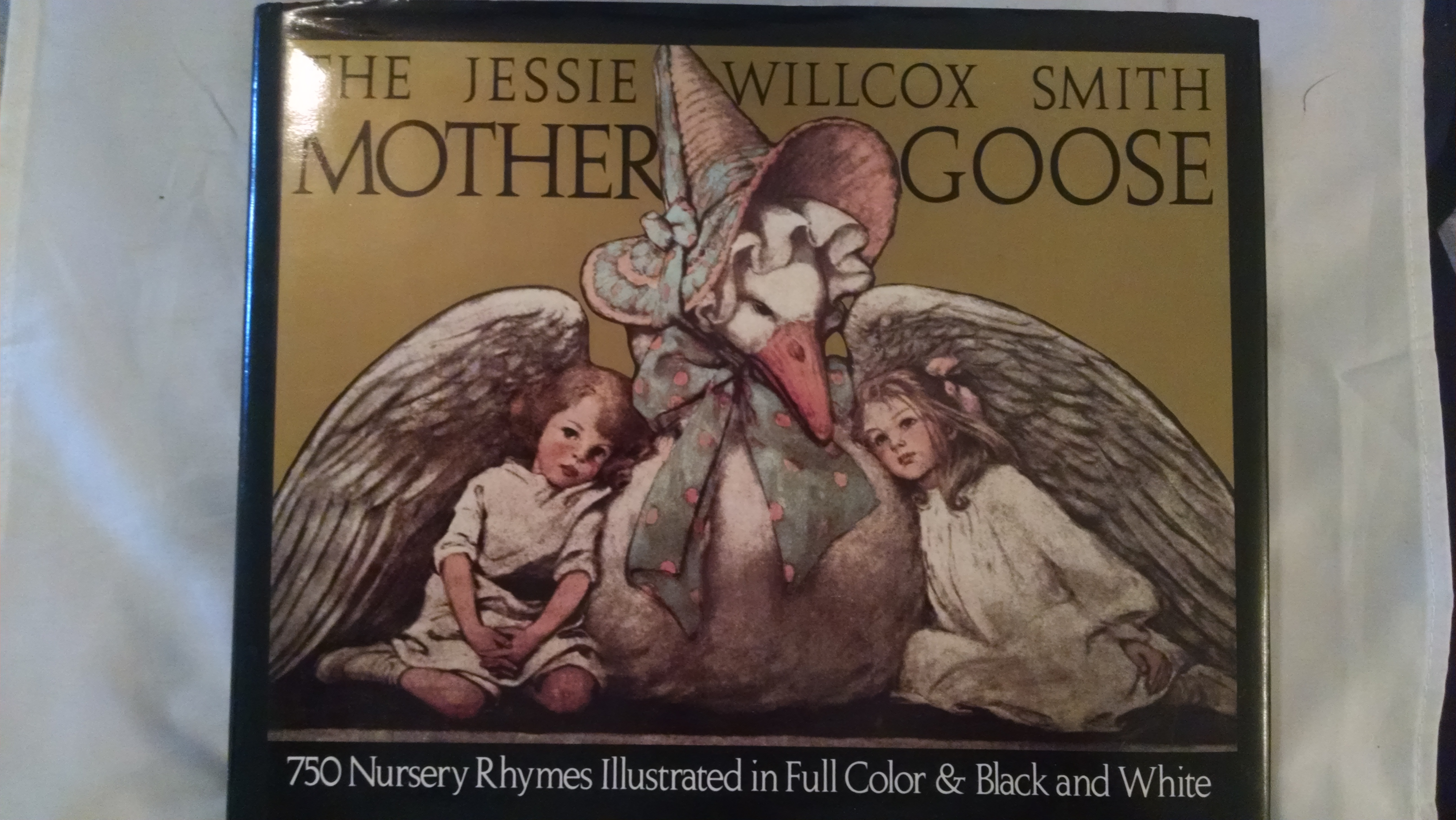 Image for THE JESSIE WILCOX SMITH  MOTHER GOOSE