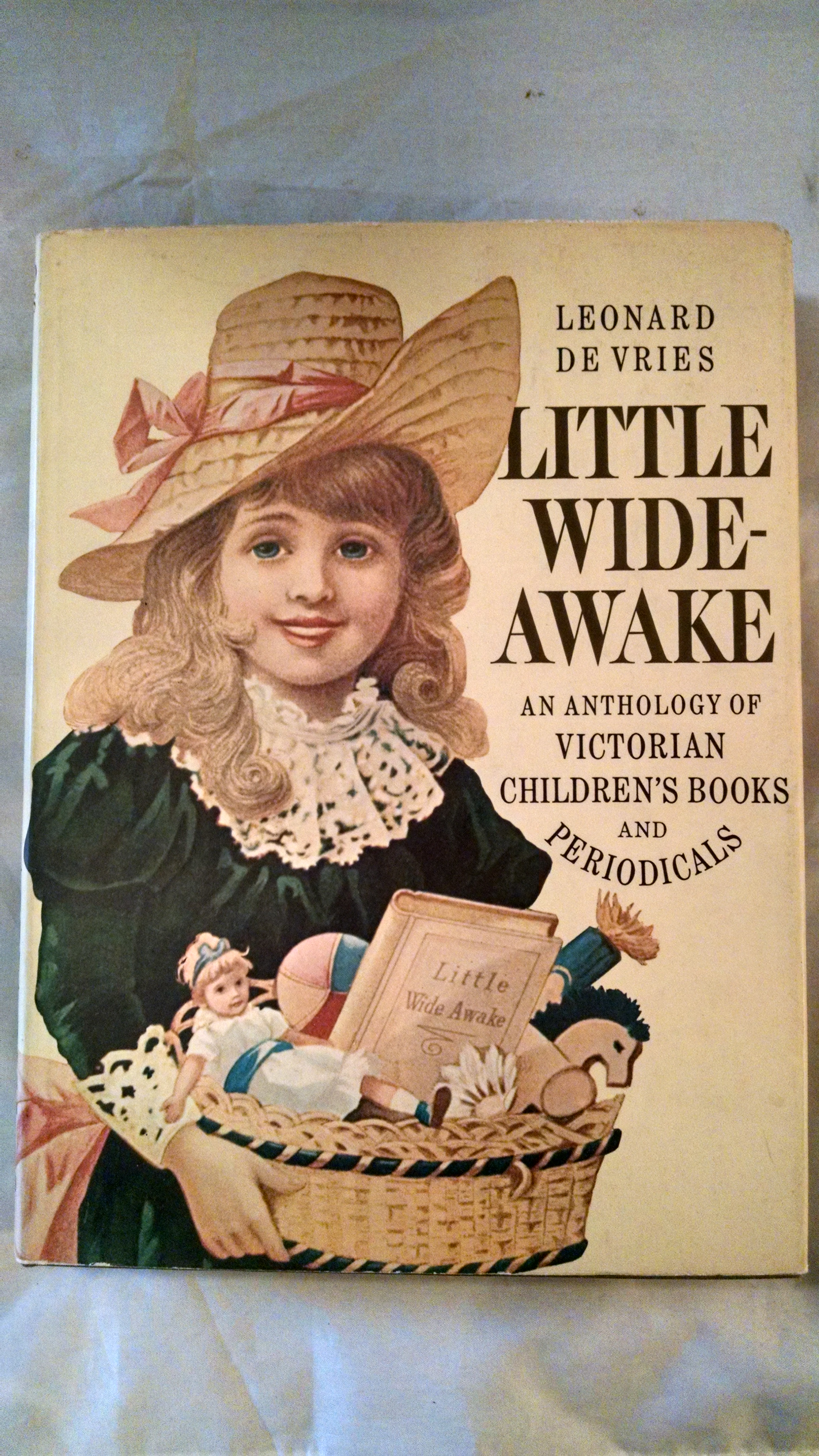 Image for LITTLE WIDE AWAKE