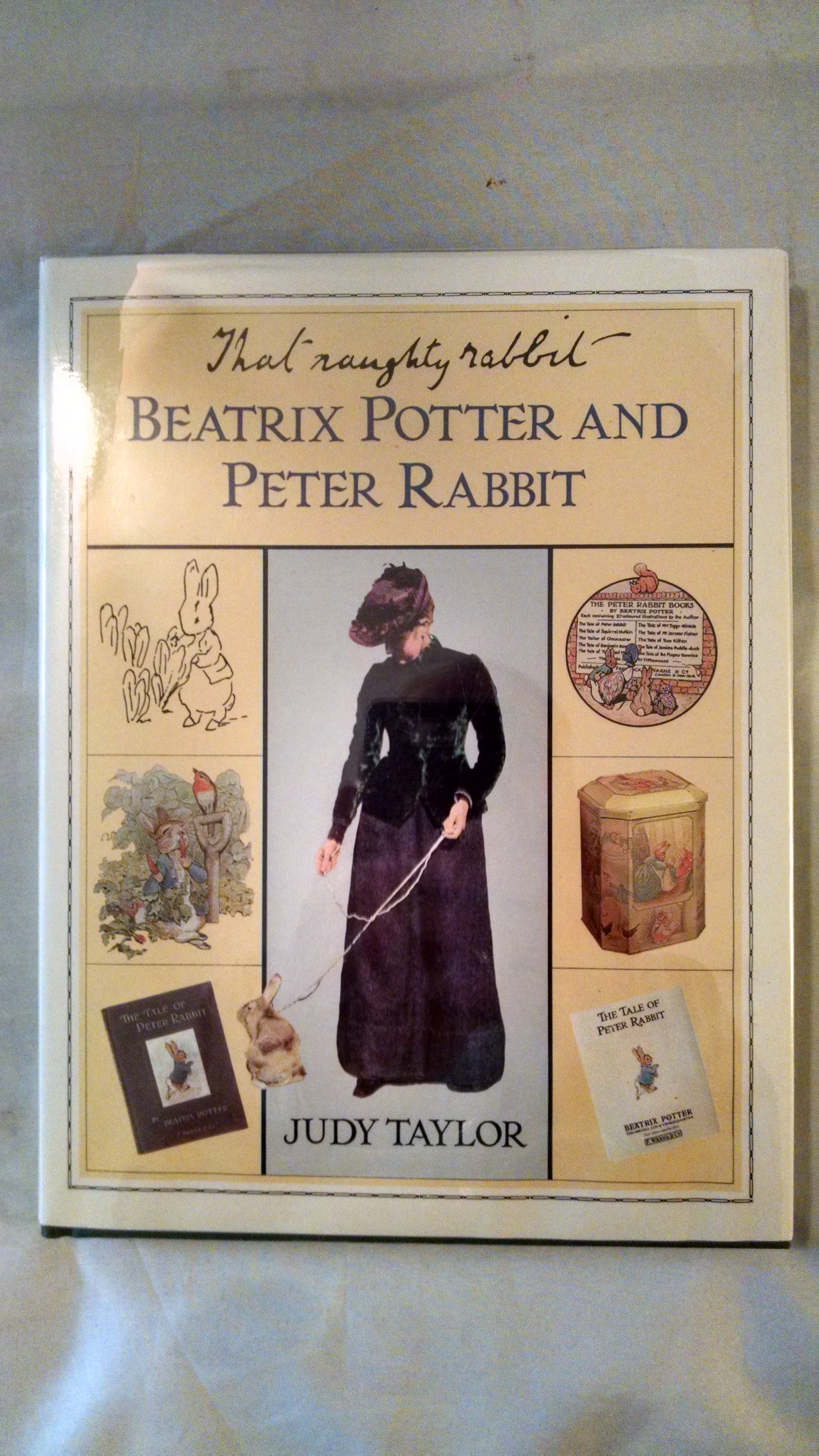 Image for BEATROX POTTER AND PETER RABBIT