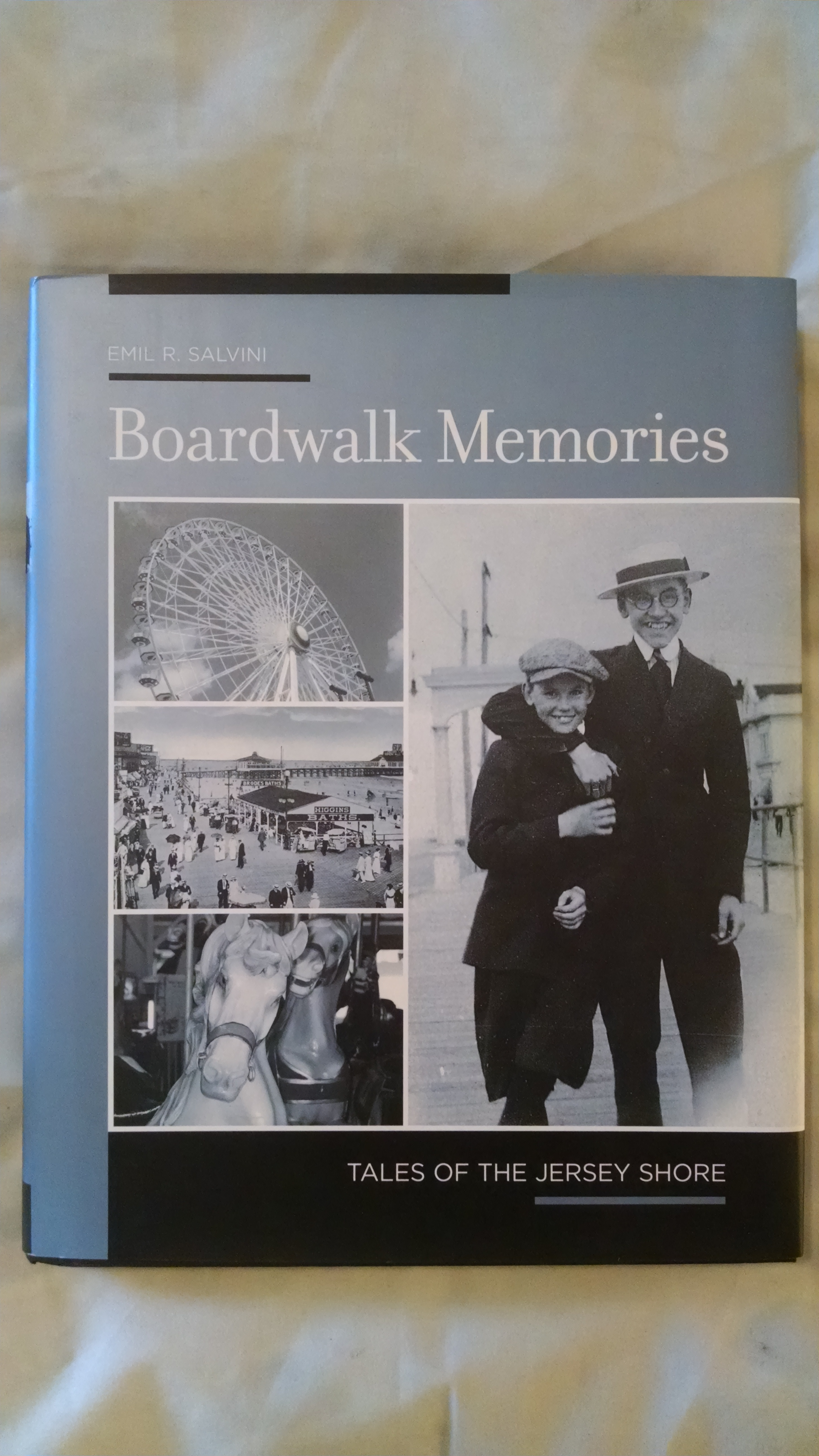 Image for BOARDWALK MEMORIES  TALES OF THE JERSEY SHORE