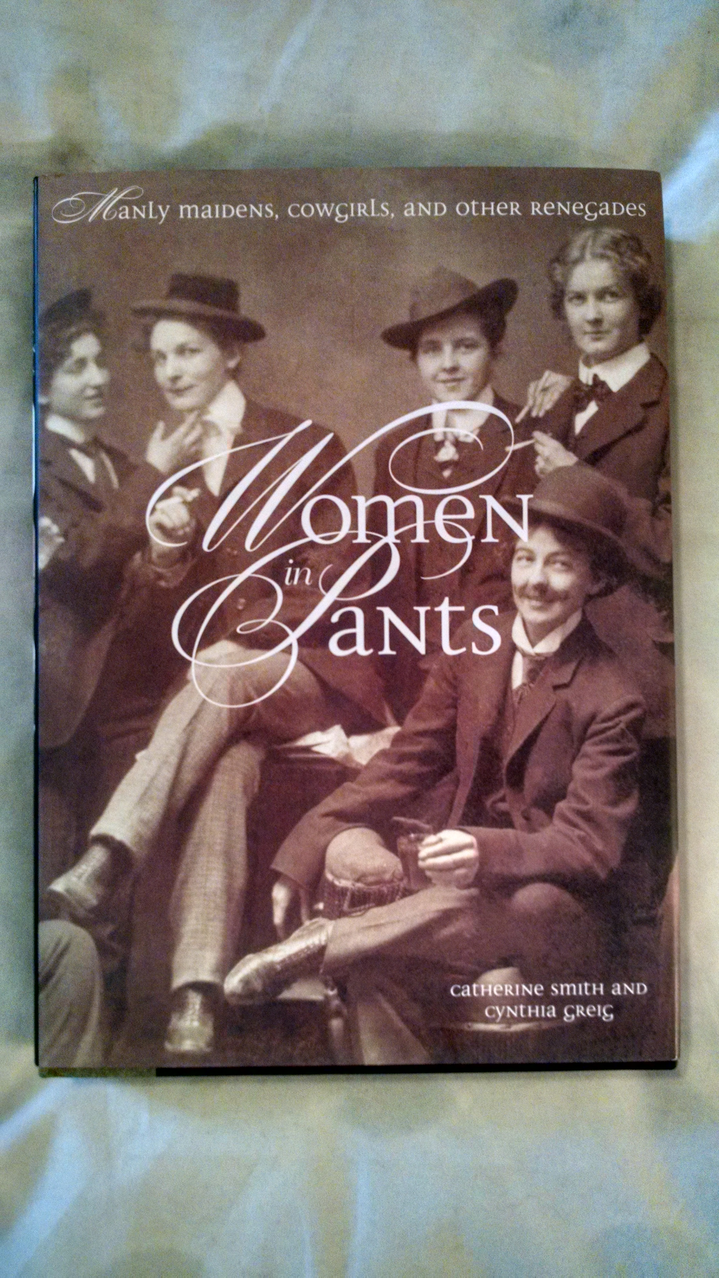 Image for WOMEN IN PANTS