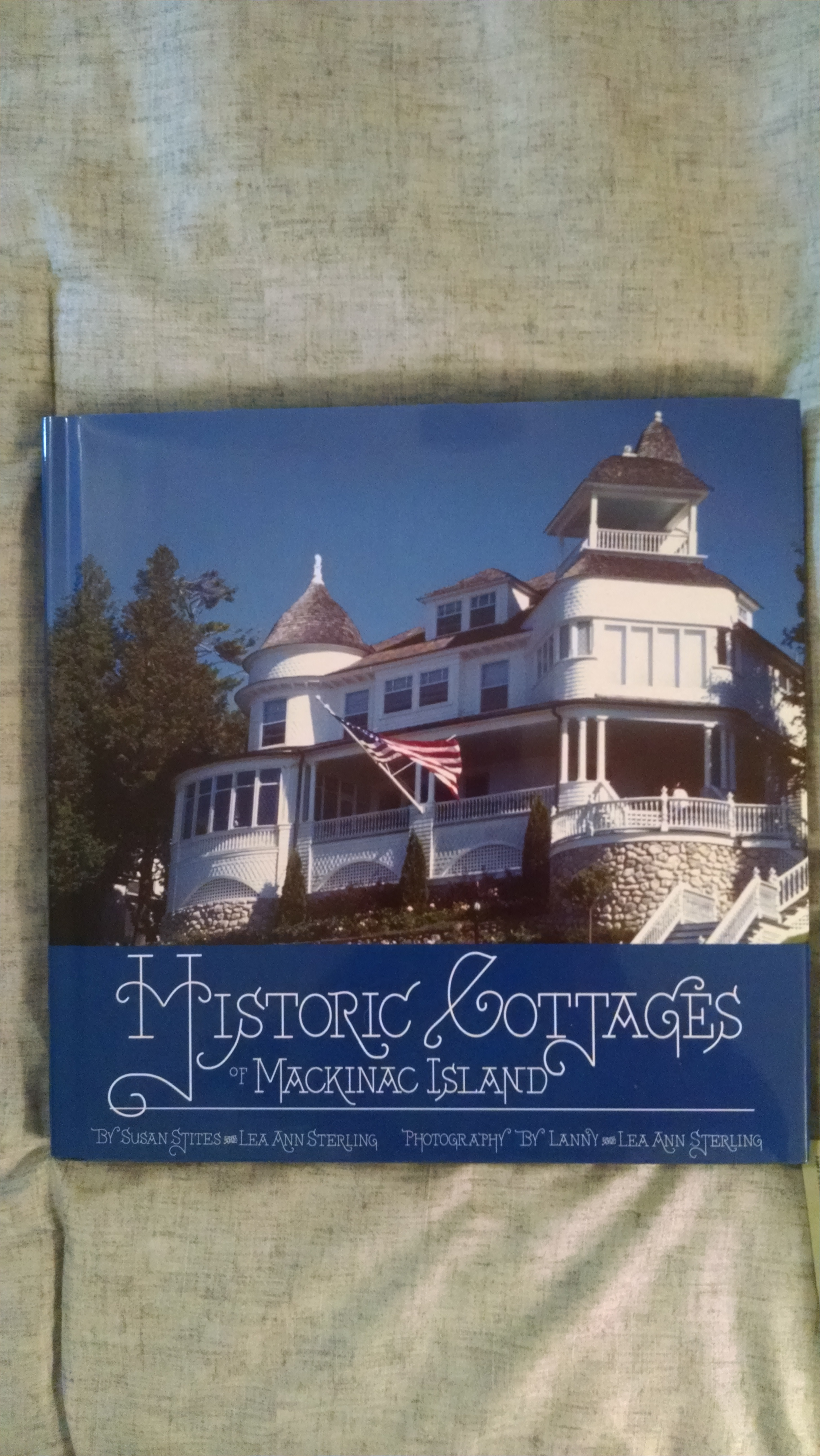 Image for HISTORIC COTTAGES OF MACKINAC ISLAND