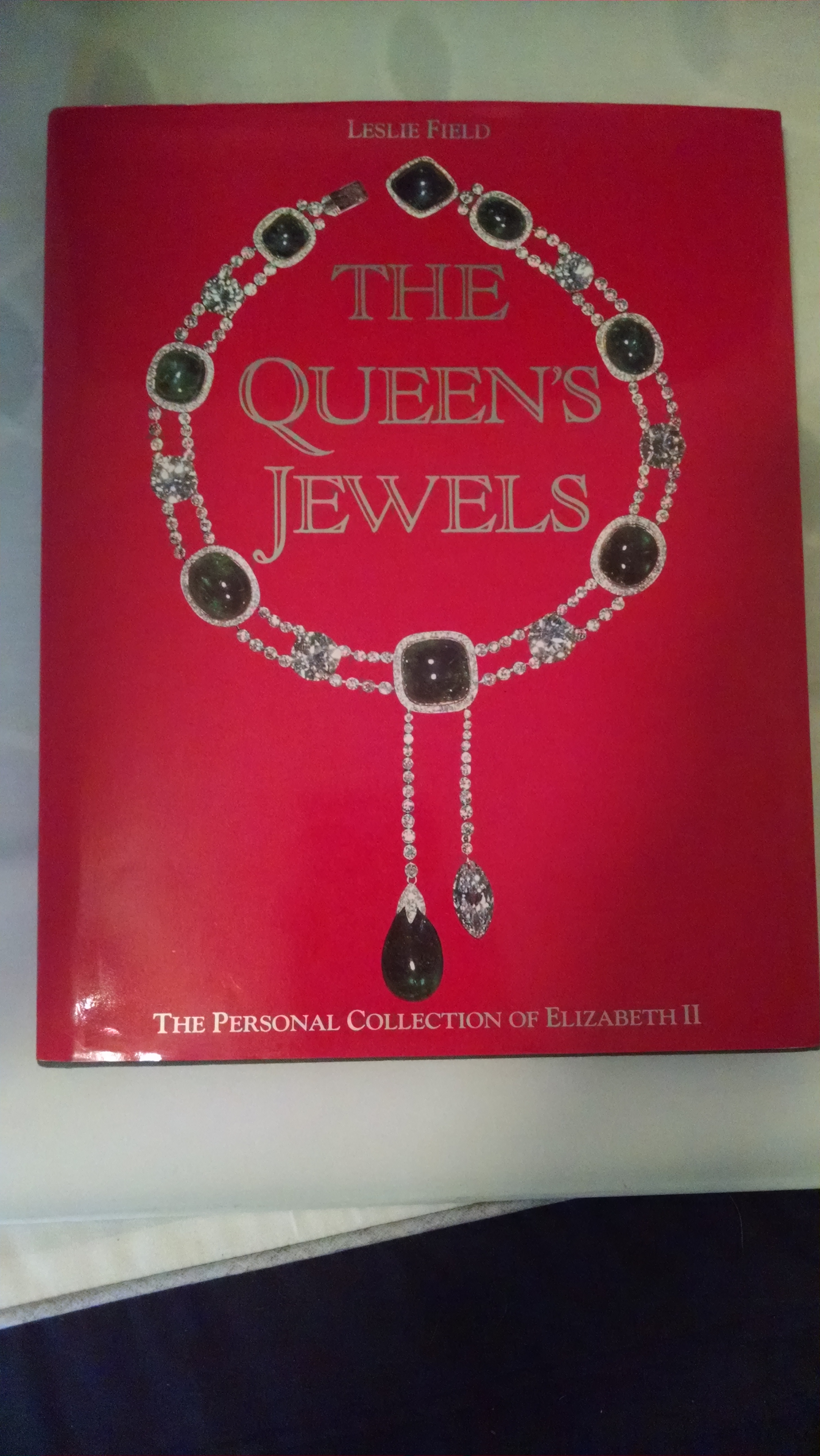 Image for THE QUEEN'S JEWELRY