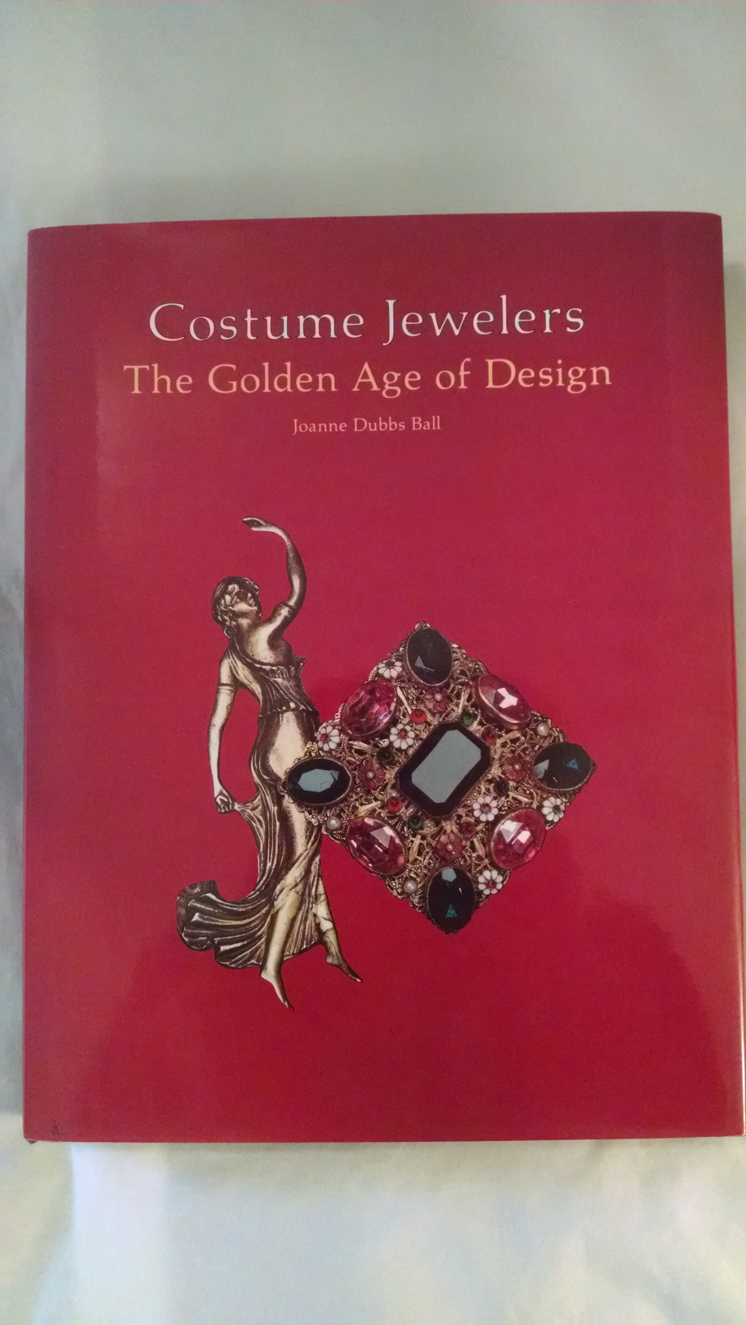 Image for COSTUME JEWELERS   THE GOLDEN AGE OF DESIGN