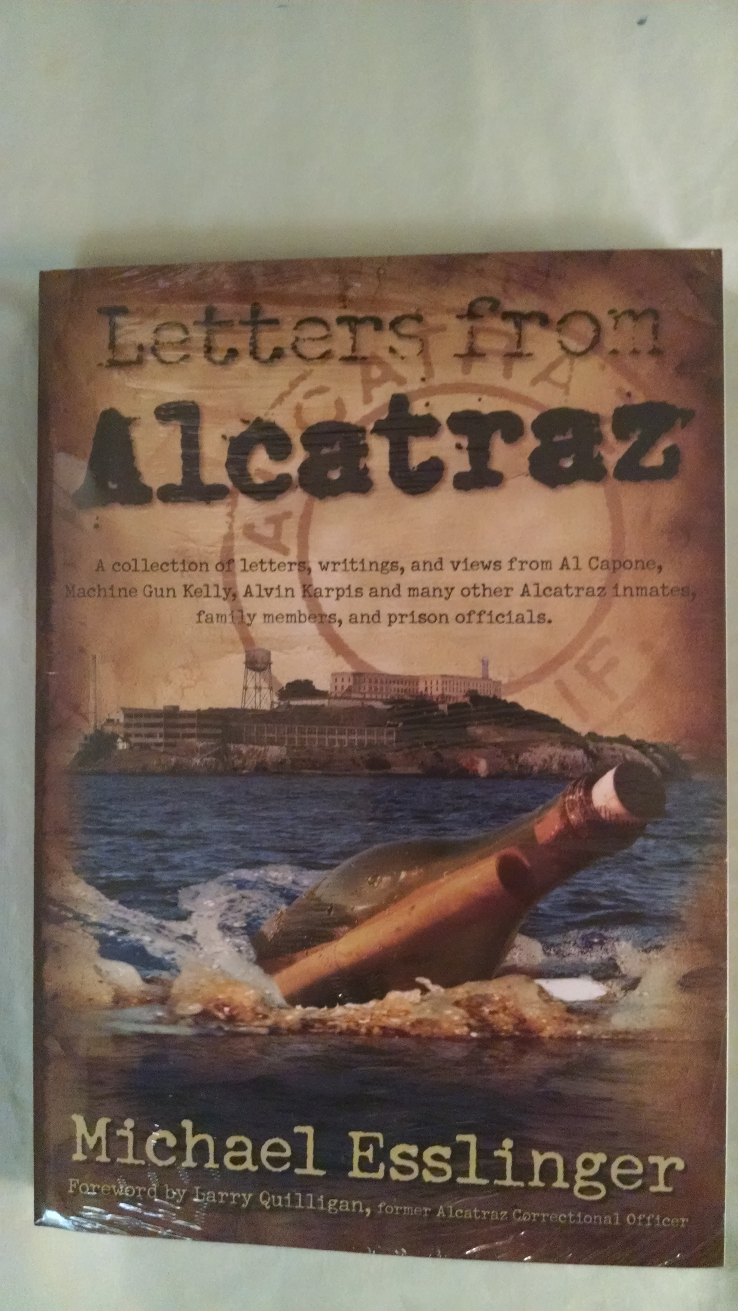 Image for LETTERS FROM ALCATRAZ