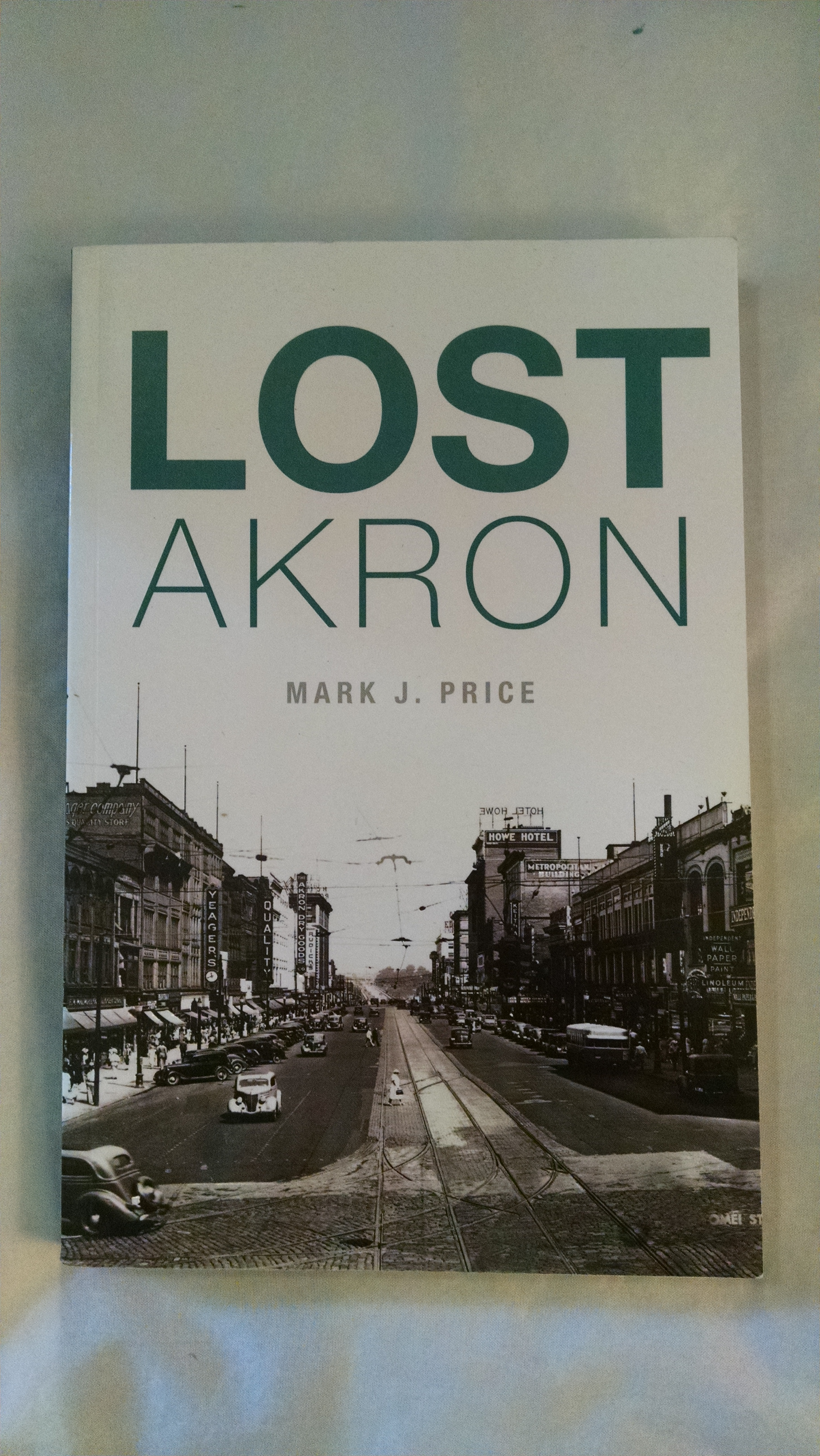 Image for LOST AKRON