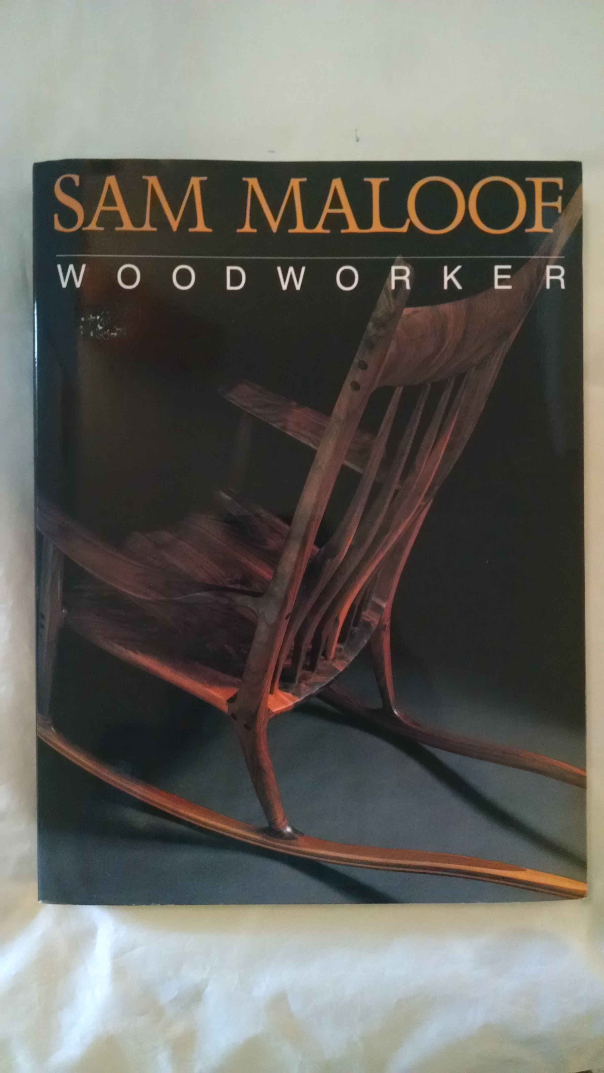 Image for SAM MALOOF WOODWORKER
