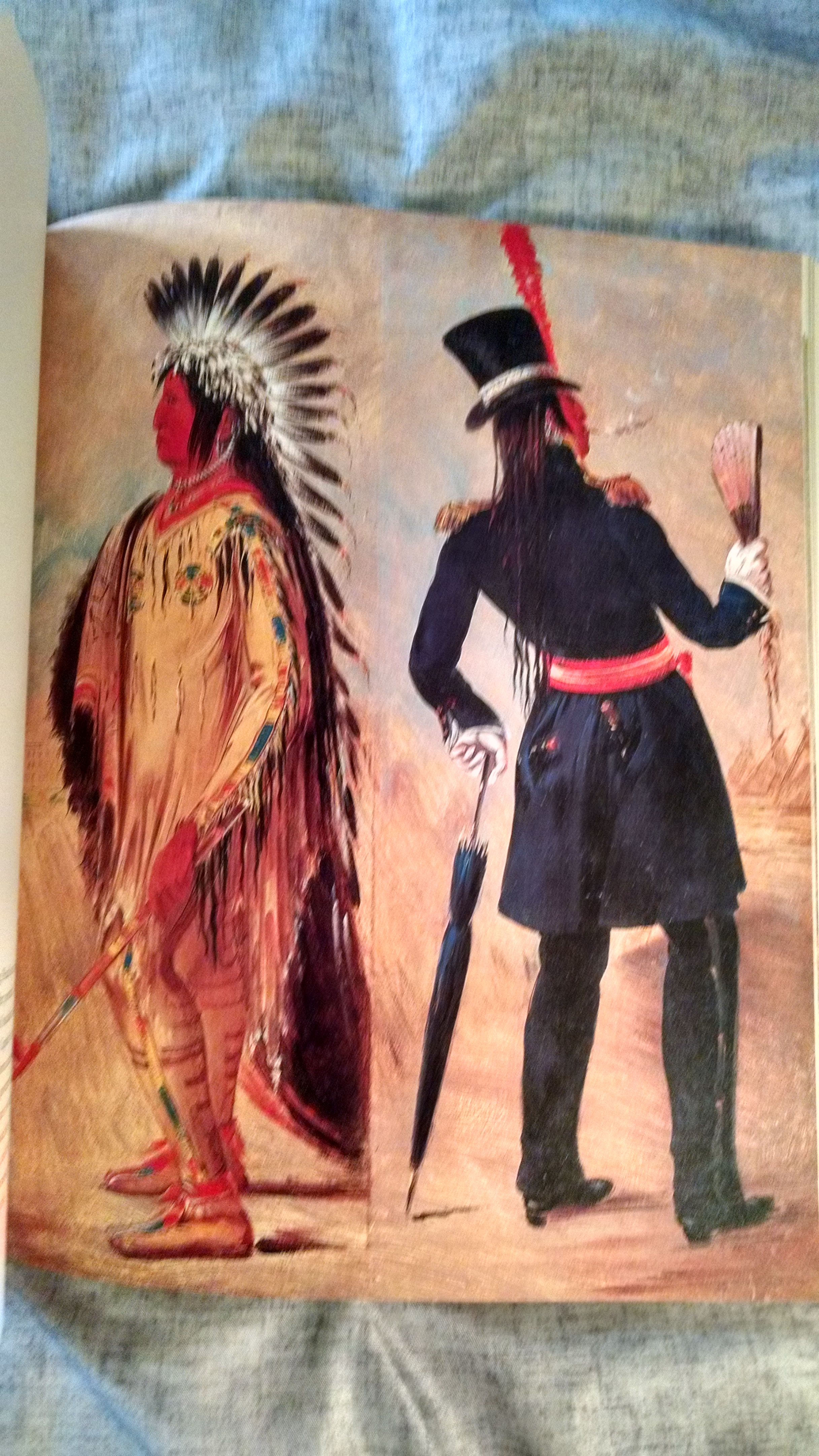 Image for GEORGE CATLIN AND HIS INDIAN GALLERY